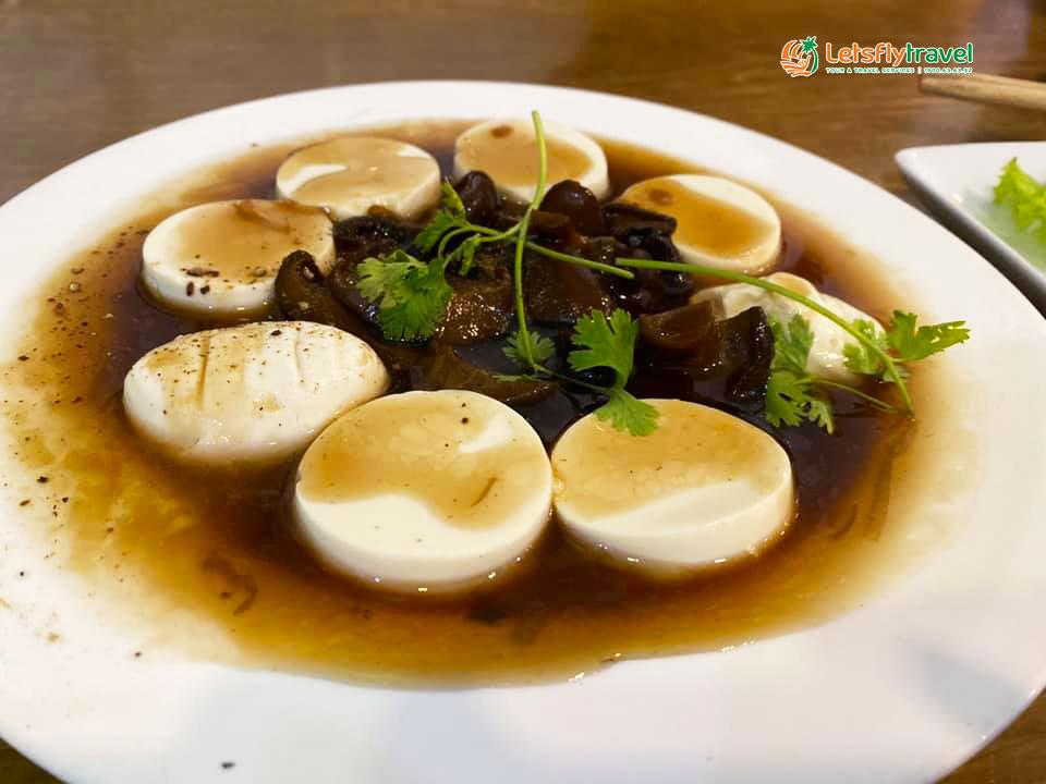 Quán cơm chay ngon nhất Nha Trang
