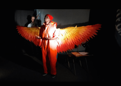 madusawith wings