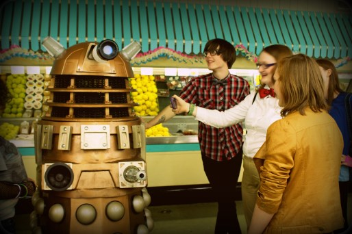 Group with Dalek 2a