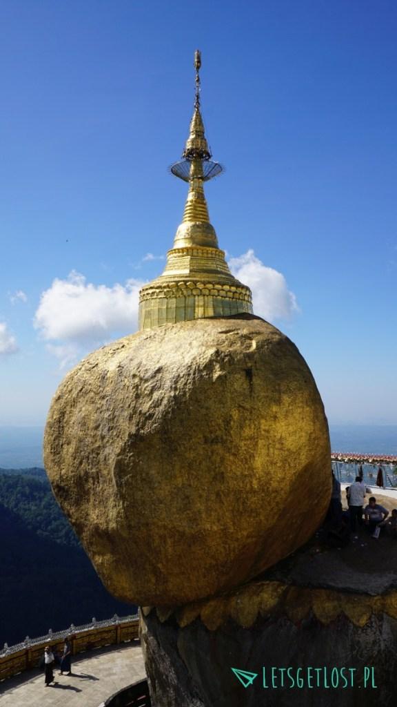 Golden Rock 10