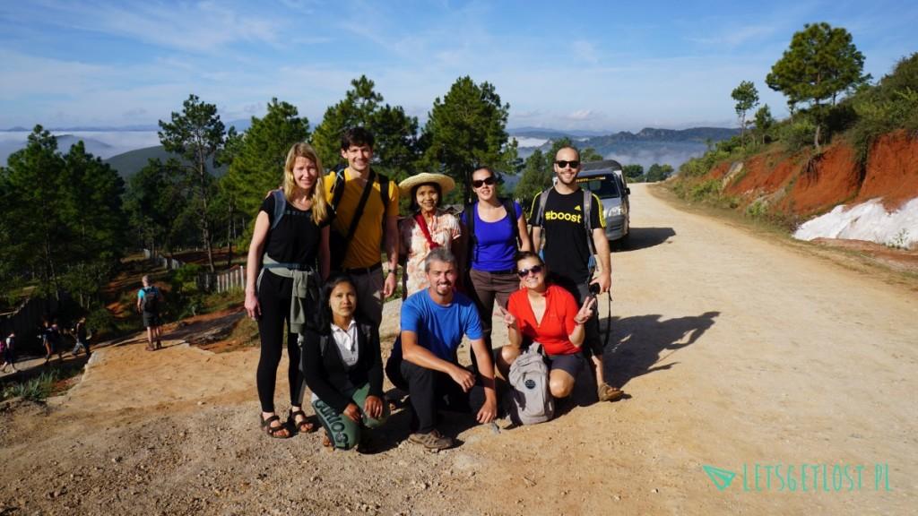 grupa trekkingowa