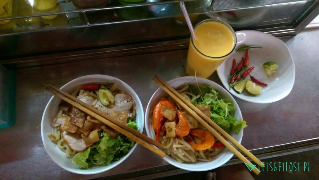 jedzenie w hoi an