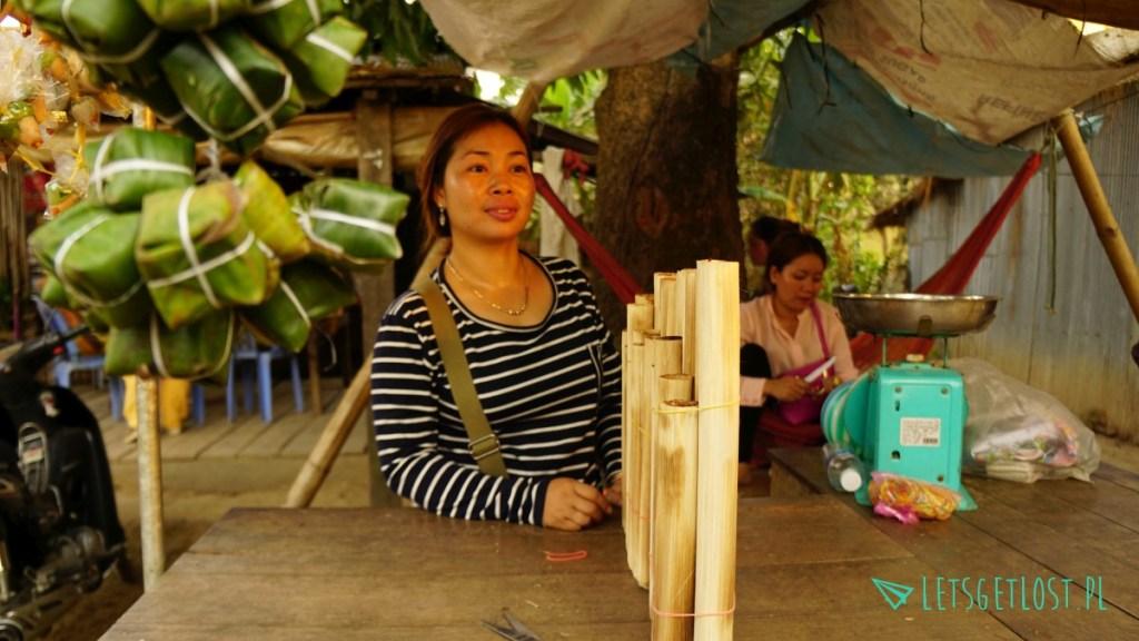 Reginonalne smakołyki w drodze do Kampi