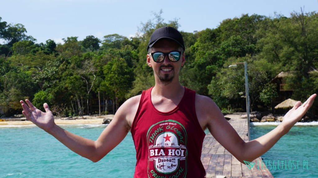 Tomek stał się fanem Bia Hoi