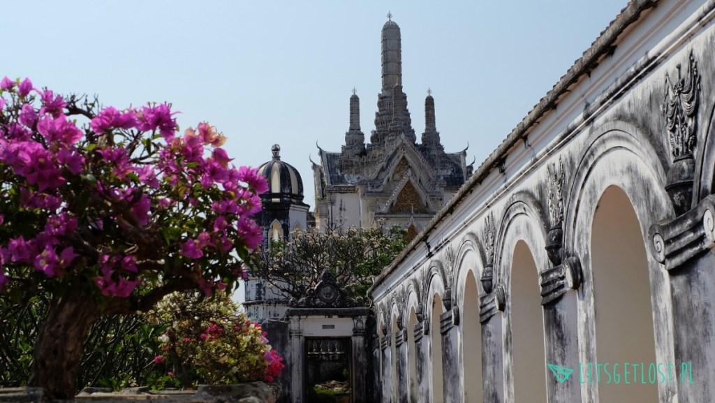 Phetchaburi świątynia na wzgórzu