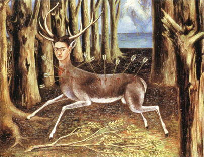 The_Wounded_Deer_1946