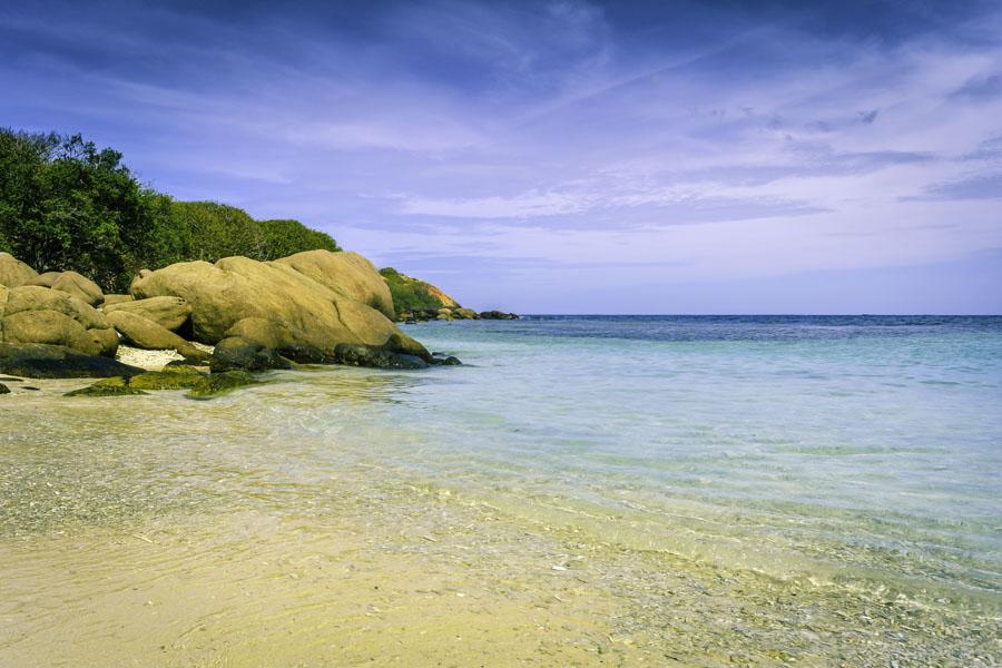Trincomalee - Pigeon Island