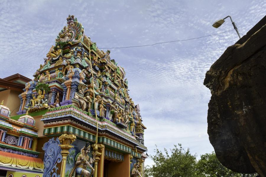 Trinco - The Koneswaram Temple