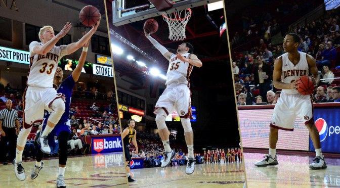 Saturday Presents Huge Game for Denver Men's Basketball