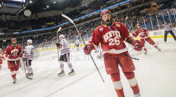Winless Weekend at Frozen Faceoff will Help Pioneers