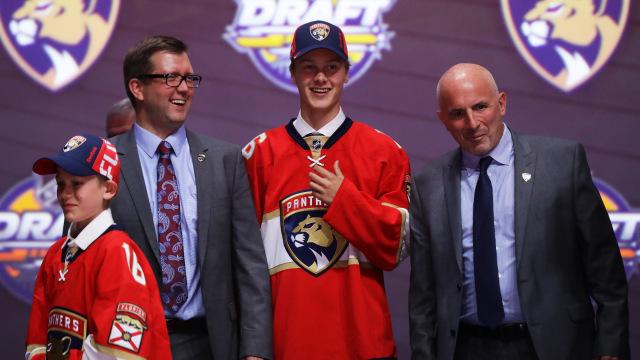 Three Pioneers drafted, streak extended to 15 years