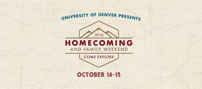 Will you be there? Homecoming 2016