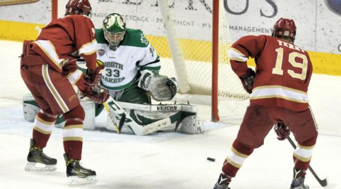 For Denver, NCHC semifinal against North Dakota more than just another rivalry game