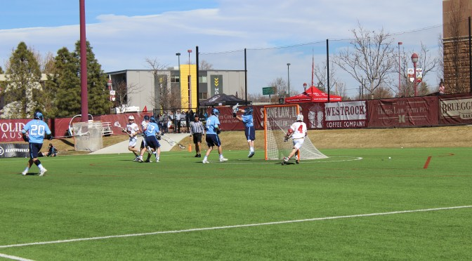 "Pioneers suffer ""setback"" in 13-9 loss to North Carolina"
