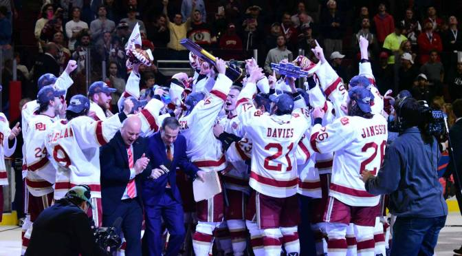 Denver Hockey releases 2017-18 regular season schedule