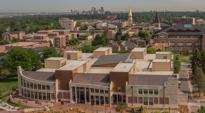 Defining identity at the University of Denver