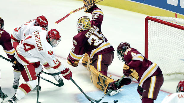 Denver Hockey series preview:  University of Minnesota Duluth