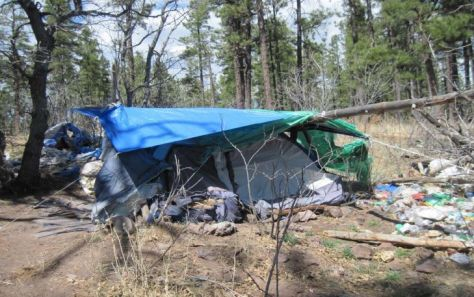 North Dakota Vagrant Camp