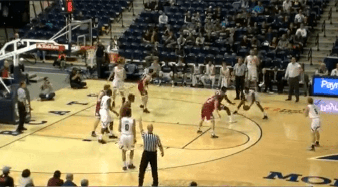 Turnovers Costly As Denver Falls at Montana State 79-65