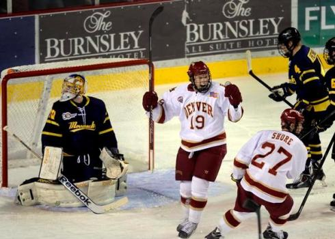 Denver Hockey Series Preview: Merrimack & Air Force