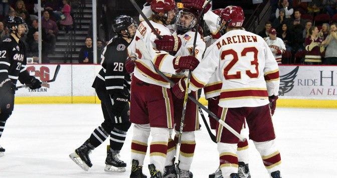 Denver Hockey Series Preview: University of Nebraska Omaha