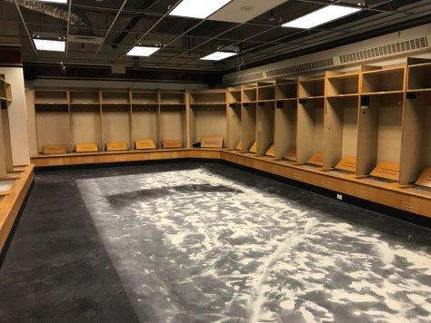 Hockey Miller Locker Room