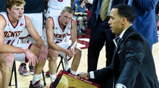 DU Men's Basketball Season Preview: High expectations for Denver Hoops