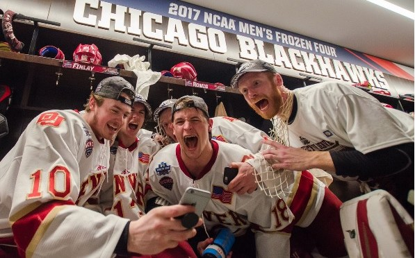 Founding the NCHC as told by Brad Schlossman