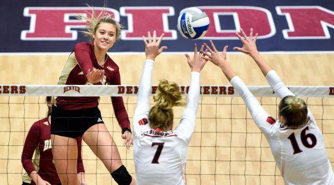 DU Volleyball gets first crack at North Dakota as Summit League foe