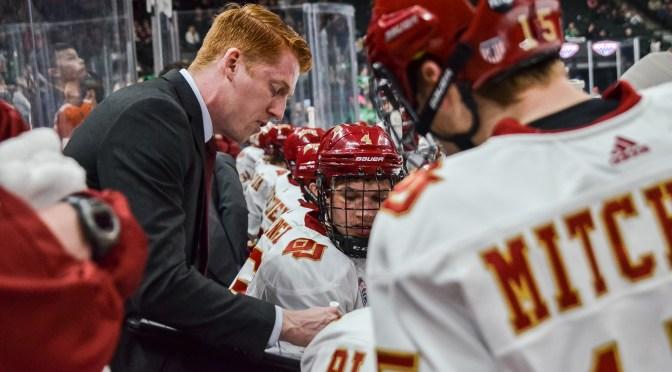 Denver Defeats Air Force 4-1 in David Carle's Debut as Head Coach