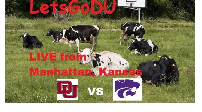 LetsGoDU Basketball Thread – DU vs #12 Kansas State