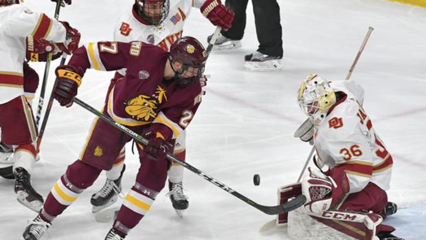 Denver Hockey Game #9 Thread: Denver vs. Minnesota Duluth