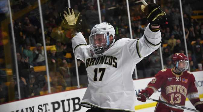 Denver Hockey Series Preview: Western Michigan