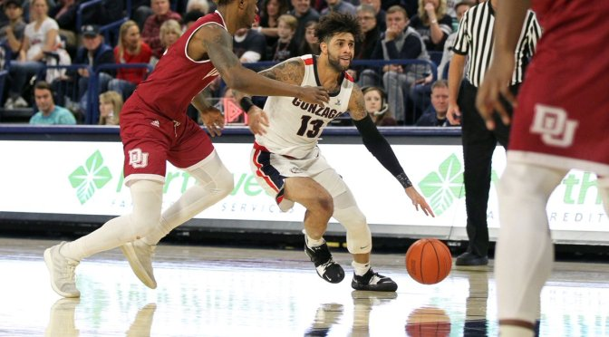 Denver Gets Blasted by Gonzaga, 101-40