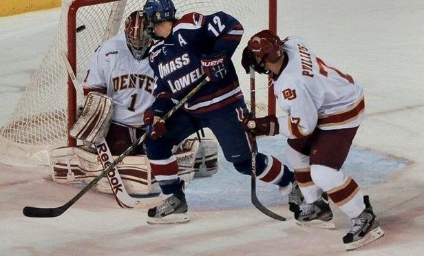 Denver Hockey Weekend Preview: Merrimack & UMass-Lowell