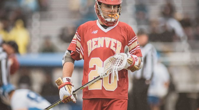 Maryland transfer Matt Neufeldt embraces 'funny situation' with Denver