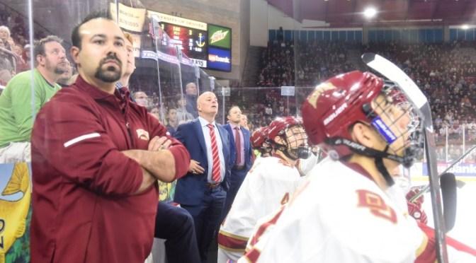 Beyond the Skates: Nick Meldrum's impact on Denver Hockey