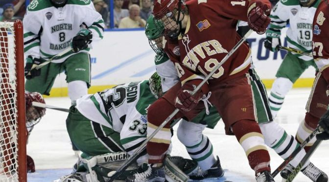 Denver Hockey Game #24 Thread & Game Info: Denver vs North Dakota