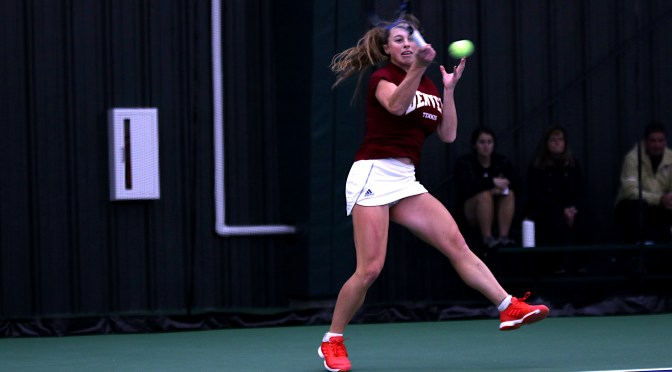 #BringTheRacquet: Denver women's tennis crushes Oral Roberts 7-0