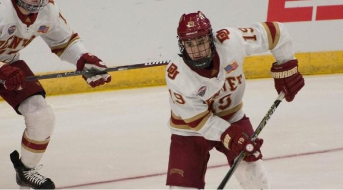 Denver Slays AIC, 3-0, for Frozen Four Berth