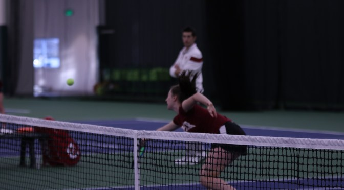 #BringTheRacquet: Pioneers Women's Tennis demolishes Omaha 7-0