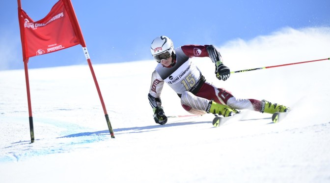 NCAA Championships Day 4: Denver's Jett Seymour wins Slalom National Championship