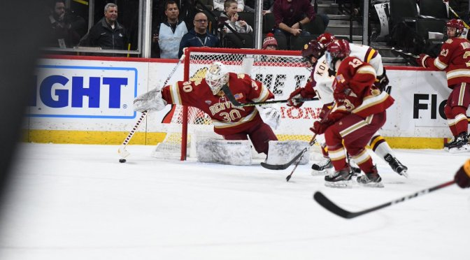 Pioneers bitten by Bulldogs in Frozen Faceoff semis, will not defend 2018 title