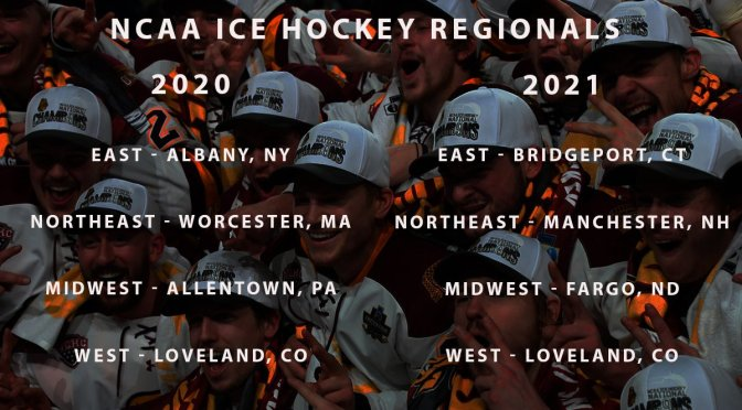 Denver to host West Regionals in Loveland in 2020 & 2021