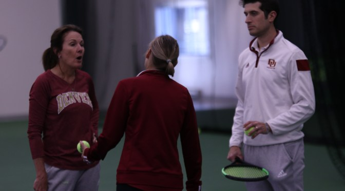 Longtime women's tennis associate head coach steps down; replacement named