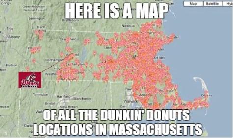 UMass Amherst Dunkin