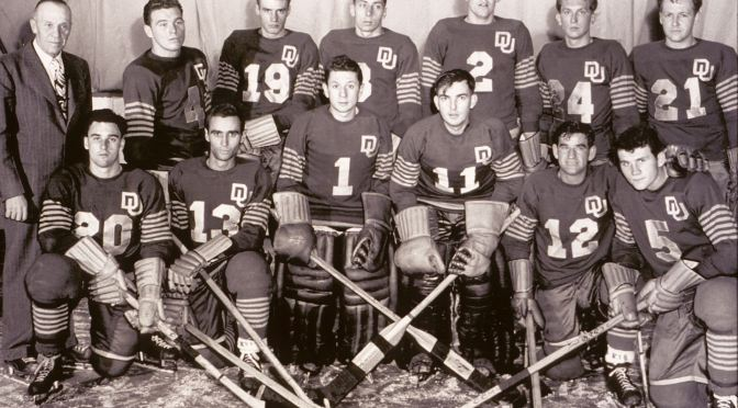 70 Years of DU Hockey History: The First 20 Years 1949-1969