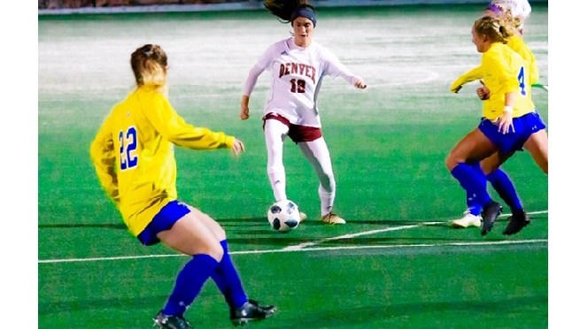 DU Wins Title in 2-1 Victory over South Dakota State University