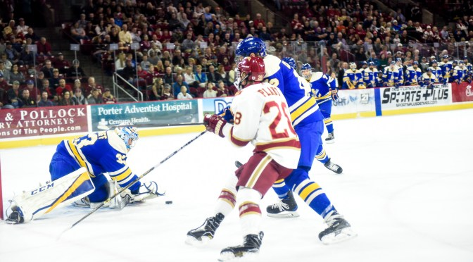 Denver Hockey Series Preview: Lake Superior State