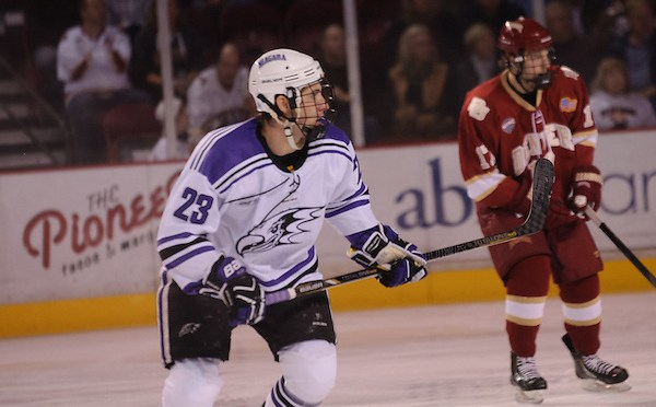 Denver Hockey Series Preview: Niagara